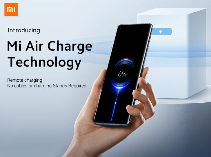 Mi Air Charging – Insane Revolution